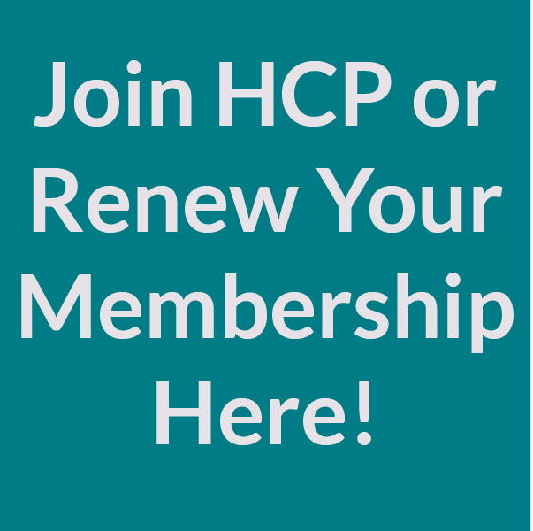 Join HCP or Renew Your Membership Here!
